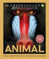 Animal: The Definitive Visual Guide by DK