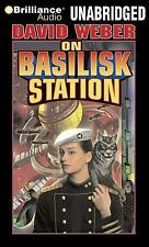 On Basilisk Station 1 by David Weber (2009, CD, Unabridged)! 13 discs! BRAND NEW