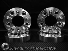 4 WHEEL SPACERS 5X5.5 | 1.5 INCH THICK 38MM | 9/16 STUDS 02-11 DODGE RAM 1500