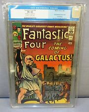 FANTASTIC FOUR #48 (1st Silver Surfer & Galactus) CGC 8.5 VF+ Marvel Comics 1966
