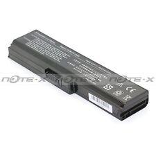 Batterie pour TOSHIBA Satellite C650D C655 C655D C660 C660D C670 C670D
