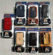 Lot of 12 Pieces - CellKeeper Mobile Gadget Wallet for Cell Phones/Digital Cam