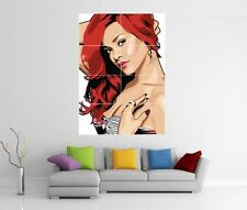 RIHANNA POP ART UNAPOLOGETIC LOUD 777 GIANT WALL PRINT POSTER H200