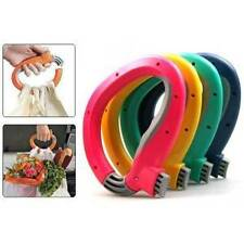 Easy Grip Bag Handle Grocery Carrier Holder to Carry Multiple Plastic Bags
