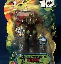 "New VILGAX - Ben 10 BATTLE POSE VERSION - 4"" Action Figure 2008 Series 2 - 27422"