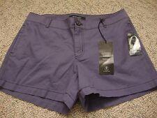NWT Womens NINE WEST umbra blue shorts, 10/29   10
