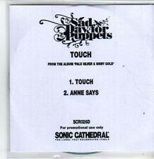 (BT465) Sad Day For Puppets, Touch - DJ CD