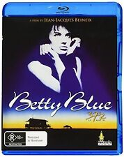 Betty Blue (Blu-ray) DRAMA [All Regions] NEW/SEALED Jean Jacques Beineix