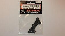 Serpent Motorsport 803145 Front Carbon Shock Tower 720