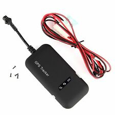 NEW Mini portable Car Tracker GPS GSM GPRS Tracking Device Tracker TK110/GT02 UK