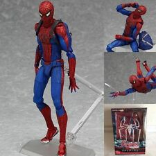 "6"" Marvel Figma Spiderman PVC Spider Man Action Hero Spider-man Figure Toy"