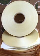 "(1) 3M TAPE #898 STRAPPING/FILAMENT JUMBO ROLL 1/2"" X 1,082Ft HEAVY DUTY 400LB"