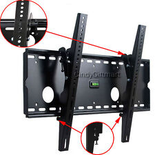 "LED LCD Plasma Tilt TV Wall Mount Bracket for Sharp 37 40 42 46 50 52 60 70"" CTR"
