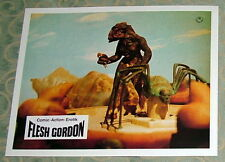 Sex Trash FLESH GORDON original Kino Aushangfoto