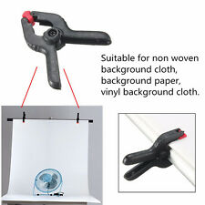 Background Clips For Photography Photo Studio Light Stand Holder Backdrop Clamps