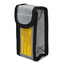Fireproof Explosionproof RC LiPo Battery Safety Bag Safe Guard Charge Sack S