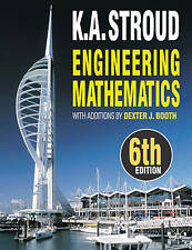 Engineering Mathematics, Good Condition Book, K.A. Stroud, Dexter J. Booth, ISBN