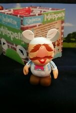 "DISNEY Park Vinylmation 3"" Set 1 Muppets Swedish Chef with Box"