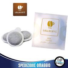 300 CIALDE CAFFE' LOLLO ORO filtrocarta per SAECO HD8323/11 Poemia