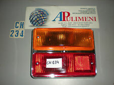 FANALE POSTERIORE (REAR LAMPS) DX FIAT 124 BERLINA LEART