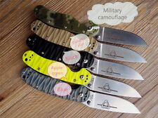 Ontario Mini Edition RAT Model 2 folding knife AUS-8 Blade 5 colors G10 Handle