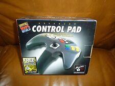 Manette Advanced CONTROL PAD + Force pack Madcatz en boite pour Nintendo 64