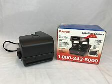 Polaroid One Step Close Up 600 Instant Film Camera With Box - Vintage Flashback