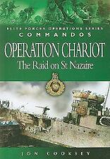 Operation Chariot: The Raid on St Nazaire (Elite Forces Operations Series), Cook