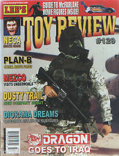 Lee's Action Figure News & Toy Review Issue 129 GI Joe Transformers Tomb Raider