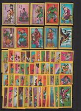 Série étiquettes Allumettes Formose Taiwan Dessin Personnage 1