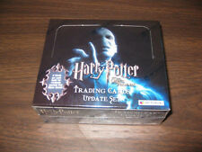Harry Potter Phoenix Update Retail Trading Card Box