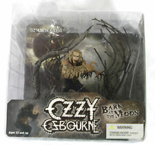 Ozzy Osbourne BARK AT THE MOON Action Figure