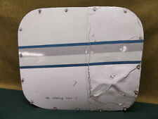 TWIN CESSNA 310 Q AIRCRAFT LEFT BAGGAGE DOOR ACCESS PANEL