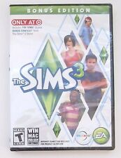 Sims 3 for PC Bonus Edition Target Exclusive for Windows and Mac Sealed NEW