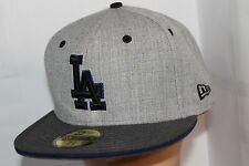 Los Angeles Dodgers New Era MLB HeatherShadow 59fifty Cap, Fitted 7 1/2  $ 34.99