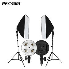 Proocam Lighting Studio Kit Light stand & soft box 50x70cm -1pair
