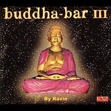 Buddha-Bar, Vol. 3 by Ravin (CD, Apr-2001, 2 Discs, Geroge V Records)