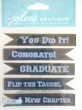 JOLEE'S BOUTIQUE STICKERS - GRADUATION BANNERS
