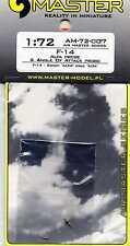 F-14 Alfa Probe & Angle of Attack Probe 1/72 MASTER-MODEL
