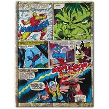 MARVEL HEROES Journal Notebook DIARY Avengers WOLVERINE IronMan HULK Thor CAP