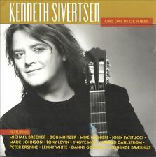 Kenneth Sivertsen One Day In October Brecker Erskine Mainieri Mintzer Patitucci