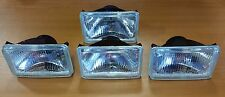 Ford Mustang Fox Body 1979 - 1986 Scheinwerfer Headlights Neu Kit Set 4x