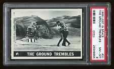 1966 Lost In Sapce #31 The Ground Trembles PSA 8 NM-MT #25549864