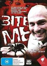Bite Me! With Dr Mike Leahy (DVD, 2012, 2-Disc Set) Brand New & Sealed R4 D21