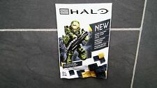 Mega Bloks Halo Exclusive Master Chief  Figure 99718 New And Sealed 2014