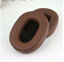 PP Brown Replacement Soft Earpads Ear Pads f Sony MDR-7506 V6 CD900ST Headphones