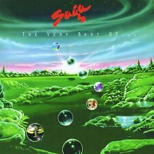 "SAGA ""THE VERY BEST OF"" CD NEUWARE!!!!!!!!!!!!!!"