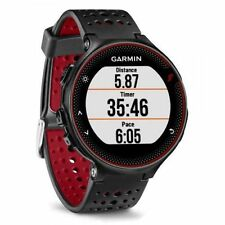 Garmin Forerunner 235 GPS Running Watch & Activity Tracker Marsala Red