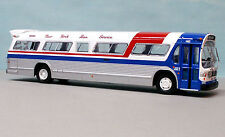 CORGI: GM FISHBOWL NEW YORK BUS SERVICE #US54313