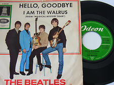 "7"" - Beatles Hello Goodbye & I am the Walrus - 1967 Barhocker # 3456"